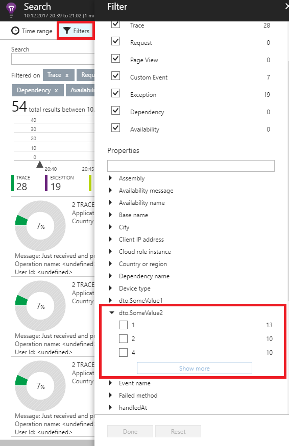 Structured logs with Serilog and Application Insights – Hryniewski NET